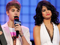 A spokesperson denies that Selena Gomez and Justin Bieber have split over claims that he fathered a baby.