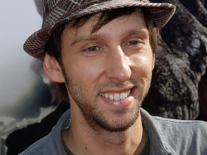 Actor Joel David Moore