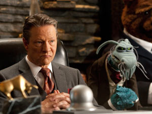 Chris Cooper in &#39;The Muppets&#39;