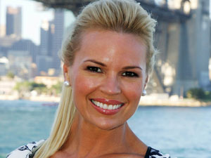 TV Presenter Sonia Kruger
