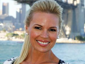 TV Presenter Sonia Kruger