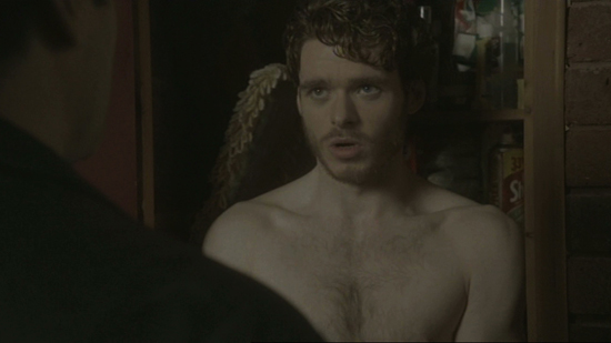 Richard Madden in Sirens