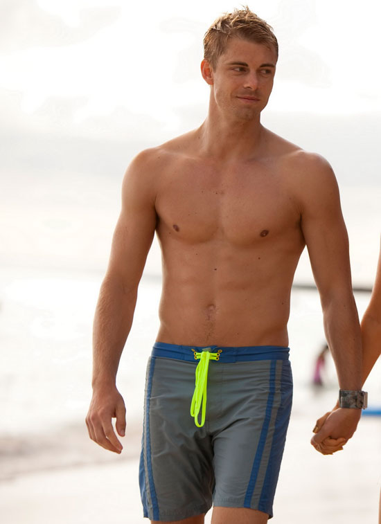 Home and Away's Luke Mitchell
