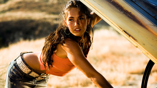 Megan Fox (Transformers 2007)