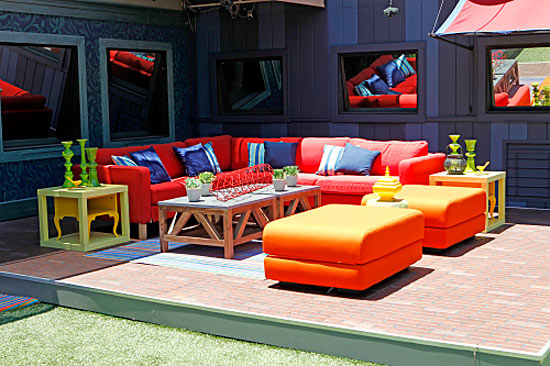 Big Brother USA: Season 13: The House