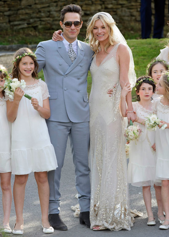 Kate Moss and Jamie Hince getting married