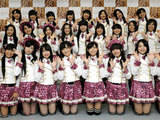 Japanese pop group AKB48