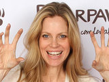 &#39;True Blood&#39; star Kristin Bauer get vampy at the Gifting Services showroom in West Hollywood, California