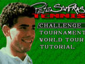 We get in a few sets with one of the best tennis sims of the '90s Pete Sampras Tennis.