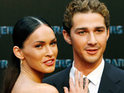 Shia LaBeouf claims that he hooked up with Megan Fox during production on Michael Bay's Transformers films.