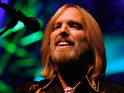 Rock star Tom Petty smashed his left hand through a wall during a recording session.