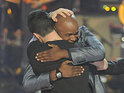 Winner Javier Colon praises his The Voice mentor Adam Levine.