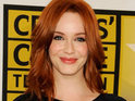 Mad Men star Christina Hendricks signs on for a role in Struck by Lightning.
