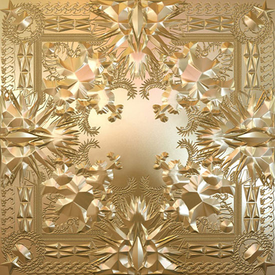 Jay Z and Kayne West: 'Watch The Throne'