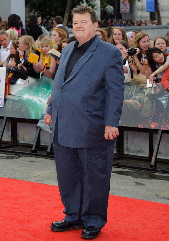 Robbie Coltrane