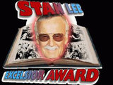 Stan Lee Excelsior Award logo