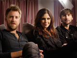 Lady Antebellum: Charles Kelley, Hillary Scott and Dave Haywood