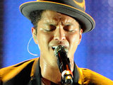 Bruno Mars performs at the Heineken Music Hall Amsterdam, Holland