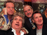 Cast members of Monty Python