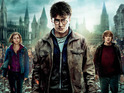 David Heyman says that there was enough material in Harry Potter and the Deathly Hallows for three movies.
