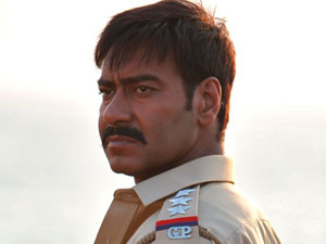 Ajay Devgn in &#39;Singham&#39;