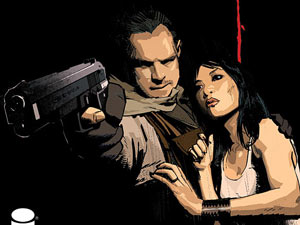 Image Comics' 'Undying Love'