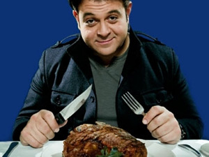 Adam Richman from 'Man v. Food'
