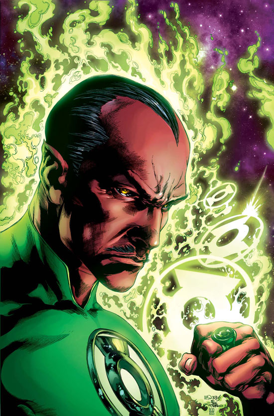 Sinestro from Green Lantern
