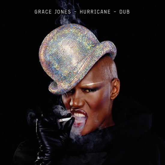 Grace Jones &#39;Hurricane&#39;