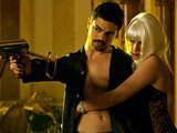 Dominic Cooper and Ludivine Sagnier in 'The Devil's Double'