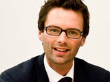 Winner of The Apprentice 2011 Tom Pellereau