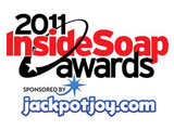 Inside Soap Awards logo 2011