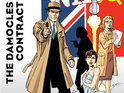 Legendary comics creator John Byrne unveils his first all-new project in more than ten years.