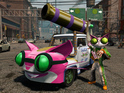 Players who pre-order Saints Row: The Third will receive Professor Genki gameshow items.