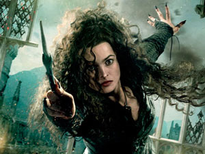 Bellatrix Lestrange from Harry Potter and the Deathly Hallows: Part 2