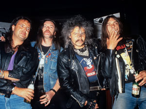 Motorhead in 1994