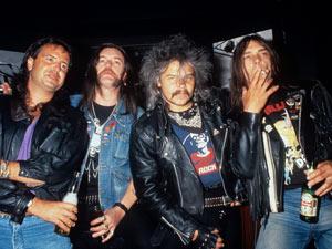Motorhead in 1994