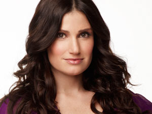 Idina Menzel as Shelby Corcoran in Glee