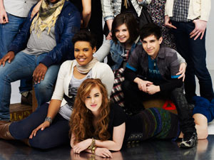 'The Glee Project': Cast