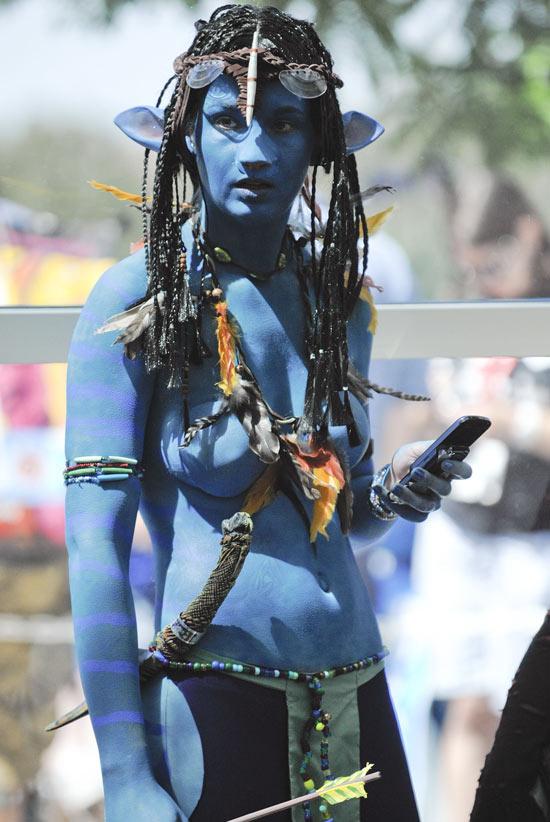 Avatar Fan