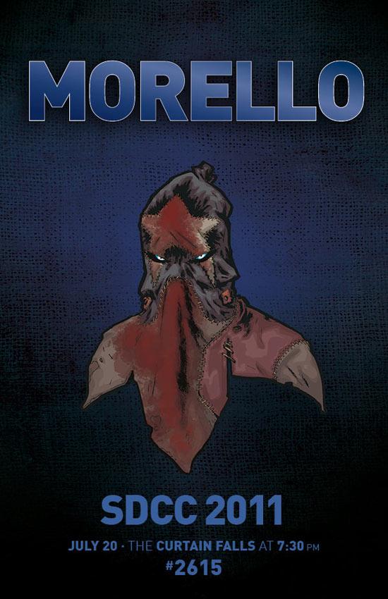 Morello Comic-Con teaser