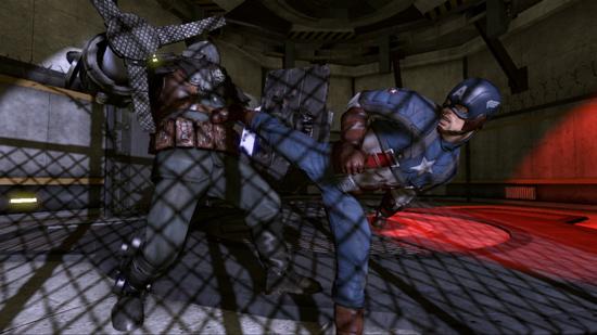 Captain America: Super Soldier review