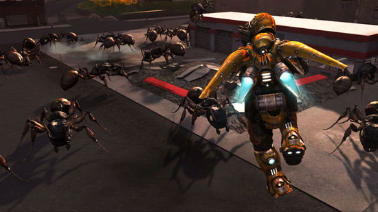 Earth Defence Force: Insect Armageddon review