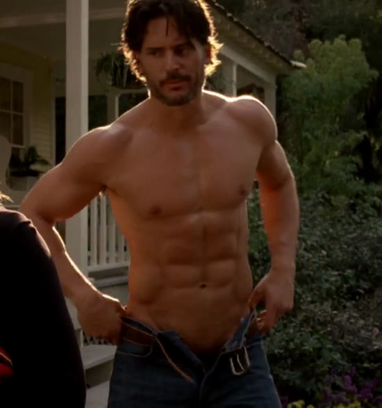 Joe Manganiello in 'True Blood'