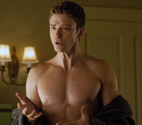 Justin Timberlake in 'Friends With Benefits'