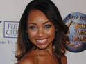 Logan Browning signs up for a role in the CW's new series The Secret Circle.