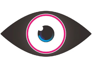 Big Brother Channel 5 Eye Logo