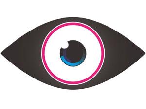 Big Brother Channel 5 Eye Logo