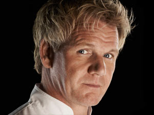 Gordon Ramsay in &#39;Hell&#39;s Kitchen&#39;