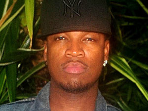 Ne-Yo attends the Mercedes-Benz Fashion Week Swim 2012 in Floria